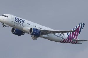 """""""Έκτακτη"""" ανακοίνωση από την Sky Express"""