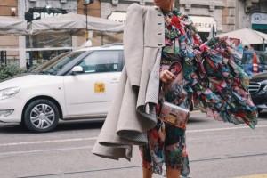 Πολύχρωμα outfits για την φετινή άνοιξη