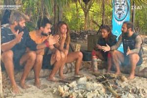 Survivor 4: Η εξομολόγηση Σάκη - Μαριαλένας και η επίθεση Παππά σε Τζέιμς - Δείτε τα highlights