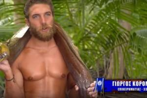 Survivor 4: Το ψάρι του Κόρο και οι νικητές - Δείτε τα highlights
