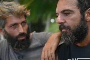 Survivor 4: Σε μηνύσεις... από Άγιο Δομίνικο προχωρούν Τριαντάφυλλος και Αλέξης