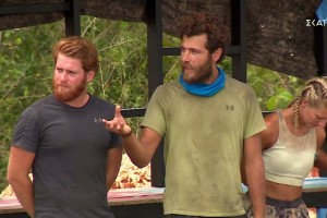 Survivor 4: «Παντελονάτη» πρόκληση του Μπάρτζη - Ζήτησε να μπει στον τάκο με Τζέιμς, Αλέξη και Σάκη