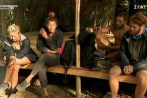 Survivor 4: Άγρια κόντρα Τζέιμς και Μαριαλένας - «Ο Σάκης σου είναι ένας κωλοτούμπας»