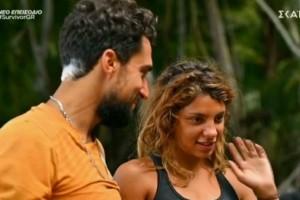 Survivor 4: Το φώναξε για τον Σάκη η Μαριαλένα - «Τον αγαπώ πάρα πολύ»