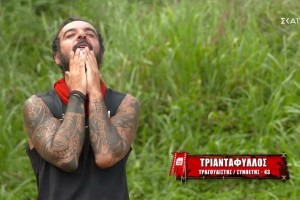 Survivor 4: «Ο Τριαντάφυλλος είναι φοβερός τενίστας και μαχητής»