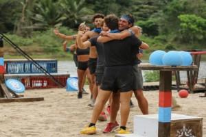 Survivor: Εύκολα η μπλε ομάδα κατέκτησε το έπαθλο φαγητού!