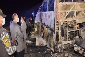 Πολύνεκρο τροχαίο με λεωφορείο στην Αίγυπτο - Τουλάχιστον 20 νεκροί (Video)