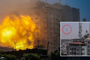 Associated Press για το βομβαρδισμό των γραφείων του: «Είμαστε τρομοκρατημένοι - Θα είχαμε πολλά θύματα»