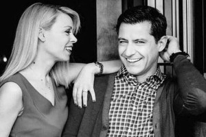Κωνσταντίνος Αγγελίδης: Ανατριχιάζει η σύζυγός του - «Και όμως είσαι ακόμα εδώ και το παλεύεις...» (photo)