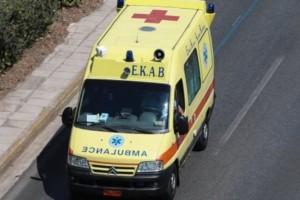 Λαμία: Χτύπησε ηλικιωμένη και την έριξε σε χαντάκι δίπλα σε νεκροταφείο