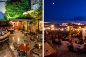 15+10: Αυλές και ταράτσες στην Αθήνα για χαλαρό ποτάκι