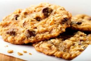 Μπισκότα light με 3 μόνο υλικά