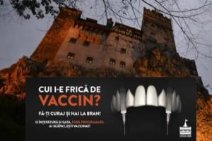 Μετέτρεψαν σε εμβολιαστικό κέντρο το σπίτι του κόμη Δράκουλα στη Ρουμανία