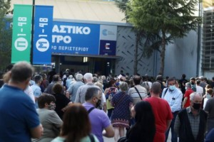 Σπάνε κάθε ρεκόρ οι εμβολιασμοί στην Ελλάδα: 114.680 σε μια μέρα!