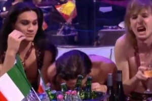 Eurovision 2021: Σάλος με τον Ιταλό - Έκανε χρήση ναρκωτικών;