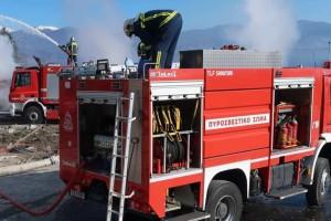 Φωτιά στην Αργυρούπολη