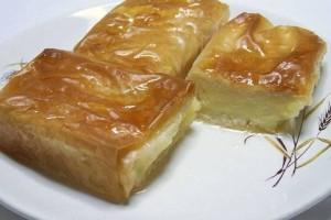 Αγιορείτικη συνταγή: Το τέλειο γαλακτομπούρεκο