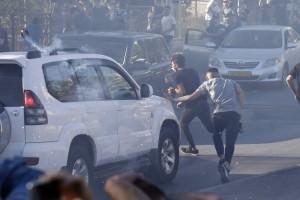 Ιερουσαλήμ: Αυτοκίνητο έπεσε πάνω σε αστυνομικούς - Αρκετοί τραυματίες