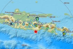 Σεισμός 6,7 Ρίχτερ στην Ινδονησία