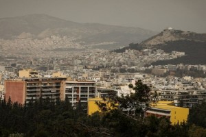 Καιρός: Άνοδος της θερμοκρασίας και αφρικανική σκόνη  - Που θα σημειωθούν μπόρες