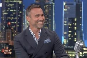 Γιώργος Καπουτζίδης: Άφησε ανοικτό το ενδεχόμενο να γίνει πατέρας - «Αν ο σύντροφός μου ήθελε παιδί θα...» (Video)