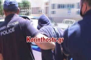 Κόρινθος: Προφυλακίστηκε o 45χρονος για τον βιασμό της ανήλικης κόρης του (Video)