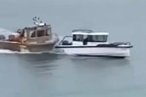 Μάγχη: Γαλλικό αλιευτικό πέφτει πάνω σε βρετανικό σκάφος