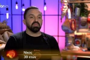 MasterChef 5: Συγκινήθηκε ο Νίκος Σκορδάκης λίγο πριν τη δοκιμασία αποχώρησης - «Αυτός ο άνθρωπος...» (Video)
