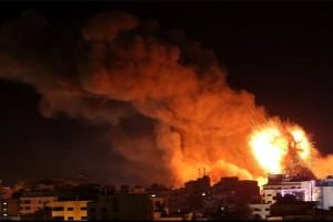 """""""Πόλεμος νεύρων"""" στη Μέση Ανατολή: Κλιμακώνεται η ένταση - Ανακάλεσε την εισβολή το Ισραήλ στη Γάζα (Video)"""