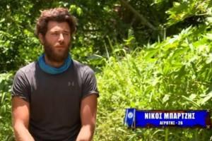 Survivor spoiler: Άσχημες εξελίξεις με το πρόβλημα υγείας του Νίκου Μπάρτζη!