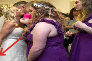 Οι φωτογραφίες ενός γάμου έχουν κάνει όλο το διαδίκτυο να λυγίσει - Προσέξτε το χέρι της νύφης...
