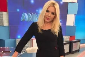 «Ξέσπασμα» από την Αννίτα Πάνια: Μίλησε για το πένθος της