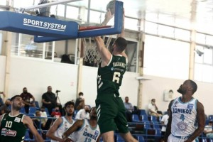 Basket League: Βόλτα στην Νίκαια και πρόκριση για τον Παναθηναϊκό