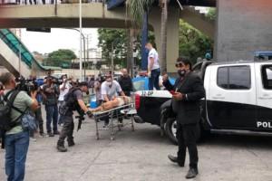 Πυροβολισμοί με πολλούς νεκρούς στο μετρό του Ρίο ντε Τζανέιρο