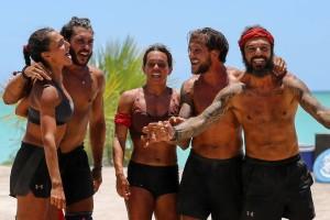 Survivor 4: Και οι «Κόκκινοι» έχουν ψυχάρα - Ασυλία με... Όσκαρ ανατροπής