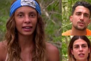 Survivor 4: Αποκαλύψεις από την Χριστίνα - «Όταν εγώ κι ο Σάκης είδαμε τη Μαριαλένα...»