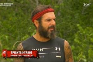 Survivor 4: Αυτό είναι το σχέδιο του Τριαντάφυλλου - Για αυτό το λόγο δεν παίζει