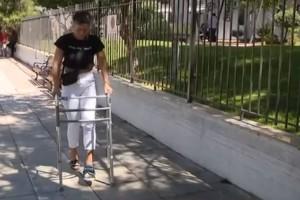 Survivor 4: Δεν μπορεί να περπατήσει η Σοφία Μαργαρίτη, 3 μήνες μετά το Survivor