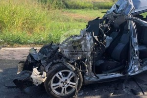 Θανατηφόρο τροχαίο στη Λάρισα: Νεκρός 60χρονος