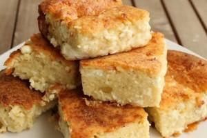 Τυρόπιτα της τεμπέλας - Χωρίς φύλλο με γιαούρτι και διάφορα τυριά