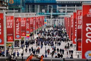 Ποιος κορωνοϊός; Ο τελικός του κυπέλλου Αγγλίας θα διεξαχθεί με 21.000 άτομα
