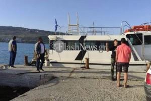 Χανιά: 6χρονο κοριτσάκι παρασύρθηκε με φουσκωτό στη θάλασσα