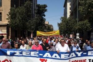 Απεργούν ΑΔΕΔΥ και ΠΝΟ στις 16 Ιουνίου - Νέα 24ωρη για το εργασιακό νομοσχέδιο