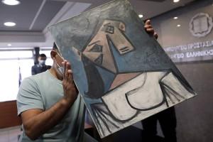 Η φωτογραφία της ημέρας: Ο κλεμμένος πίνακας του Πικάσο!