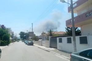 Συναγερμός στον Ασπρόπυργο: Φωτιά σε βυτιοφόρο με προπάνιο! Πληροφορίες για εκρήξεις - Εκκενώνεται η περιοχή Νεόκτιστα