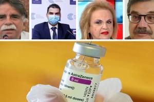 Να κάνετε ή όχι την 2η δόση του AstraZeneca; Θεμιστοκλέους, Βατόπουλος, Παναγιωτόπουλος και Παγώνη ξεκαθαρίζουν!