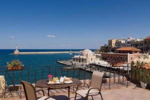 5+1 υπέροχα ξενοδοχεία στα Χανιά που ανακάλυψε ο Τάσος Δούσης και έχουν ξετρελάνει τους ξένους