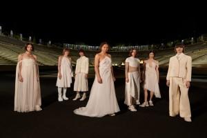 Η εμβληματική επίδειξη του Dior στο Καλλιμάρμαρο - Αποθέωση του αρχαιοελληνικού στυλ από τον γαλλικό οίκο - Οι διάσημοι καλεσμένοι
