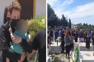 Από το μνημόσυνο στη ΓΑΔΑ ο 32χρονος σύζυγος της Καρολάιν! Τον έφεραν «σηκωτό» από την Αλόννησο - Ανατροπή στην υπόθεση