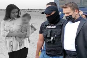 Έγκλημα στα Γλυκά Νερά: Η 11 μηνών Λυδία το πλέον τραγικό πρόσωπο - Γιατί ο πιλότος άφησε το μωρό πάνω στο άψυχο σώμα της Καρολάιν